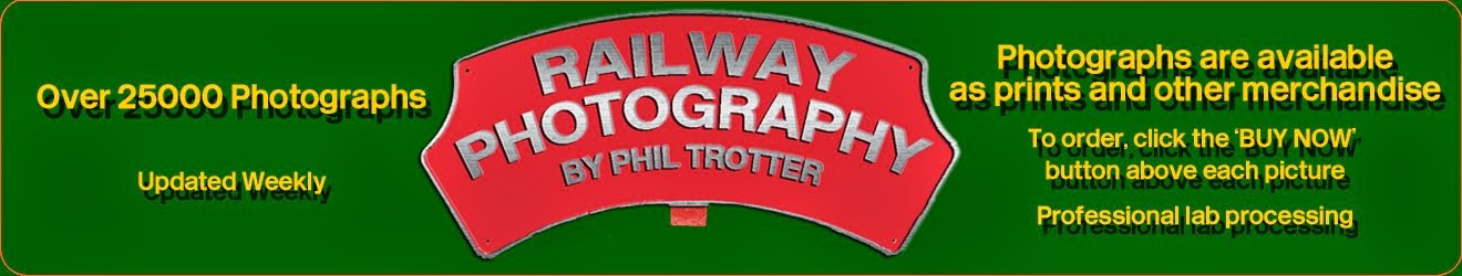 Railway Photography by Phil Trotter - Blog