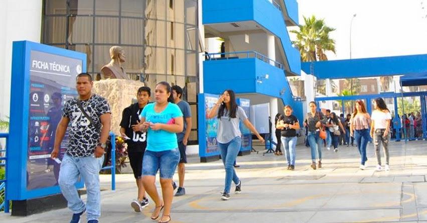 UCH: Más de mil postulantes participaron en Examen de Admisión 2018-I a la Universidad de Ciencias y Humanidades - www.uch.edu.pe