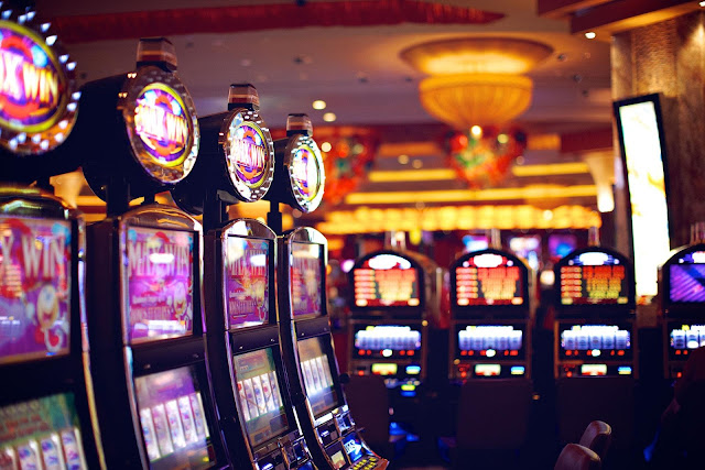Slot game easy to play - the real slot game machines