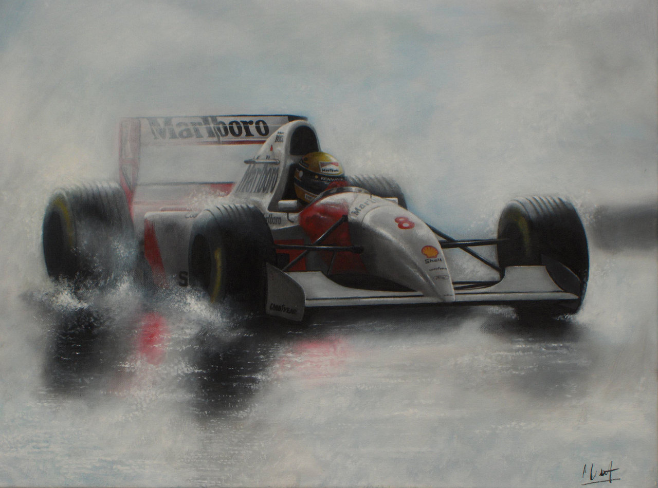Não Importa O Que Você Seja Quem Ayrton Senna: Um Dia A Tristeza Vai Embora...