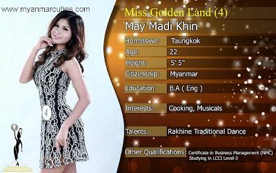 May Madi Khin