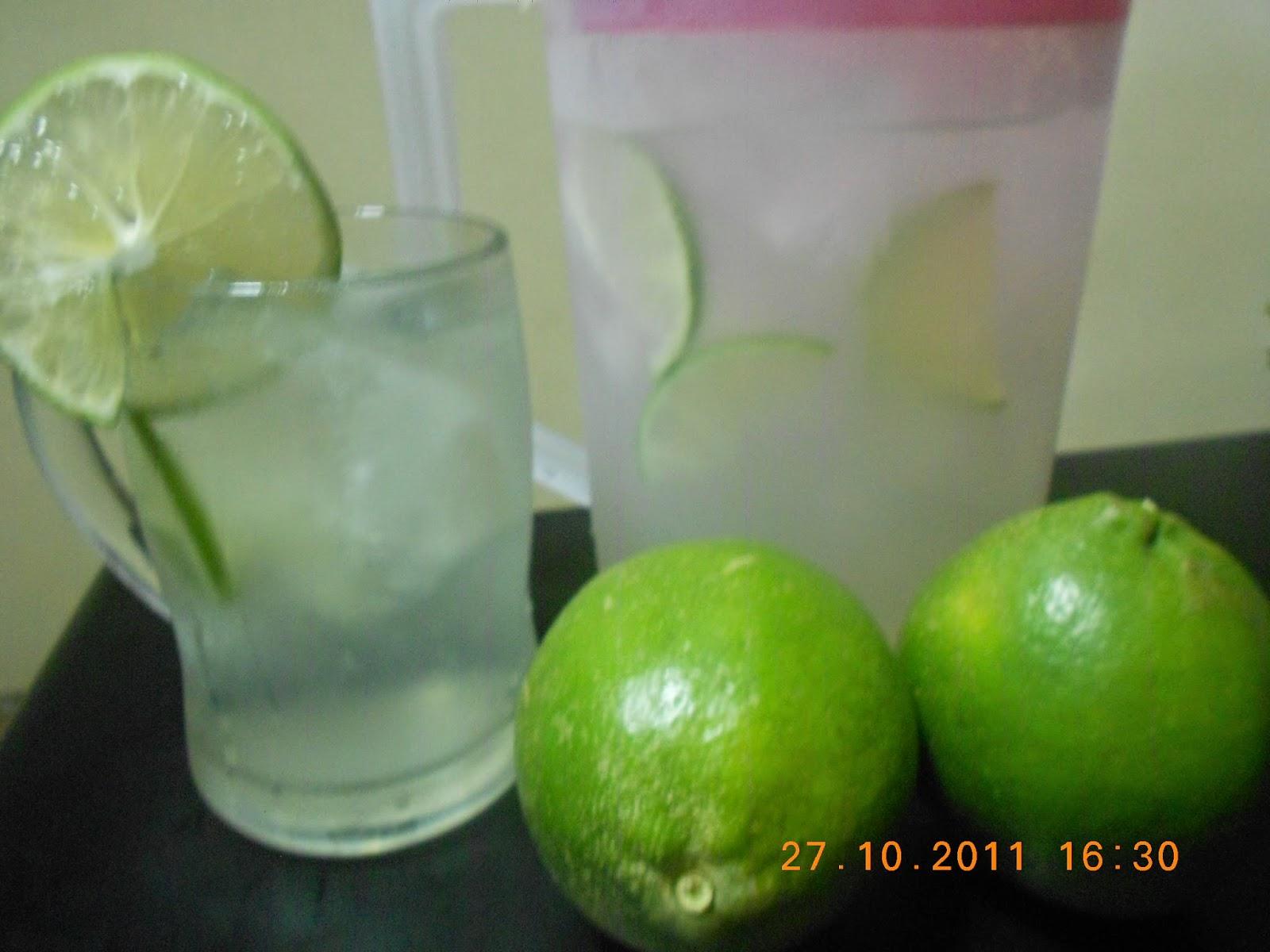 Green Lemon - Lemon Hijau (250g)