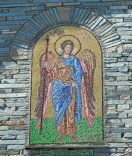 ο ναός του αγίου Νικολάου στο Λιτόχωρο