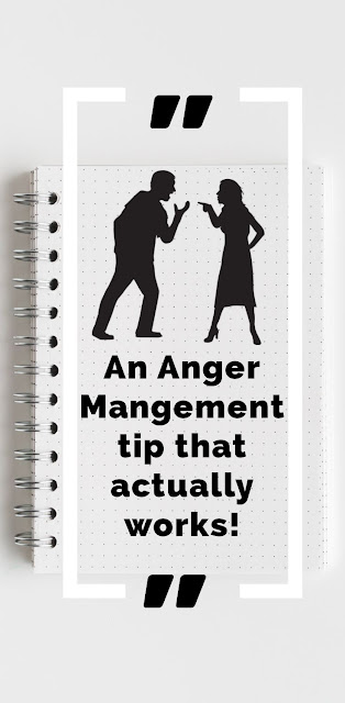 anger management tip, couple angry