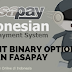 Deposit Binary Option – IQ Option Dengan Fasapay