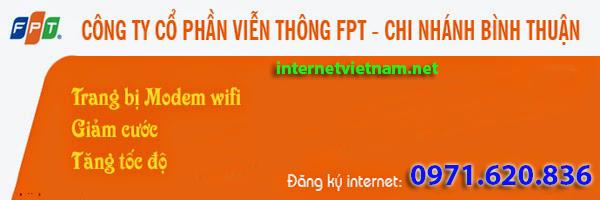 Đăng Ký Internet FPT Xã Hàm Liêm