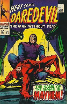 Daredevil #36, the Trapster