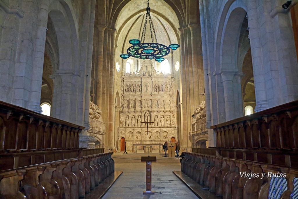 Iglesia del Monasterio de Santa María de Poblet, Tarragona