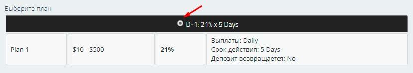 Регистрация в Rex Bitcoin 4