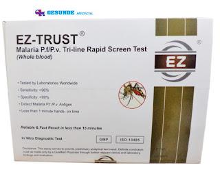 EZ-TRUST Malaria Rapid Test