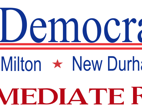 TriTown Dems To Host Executive Council Candidates For Districts 1 & 2