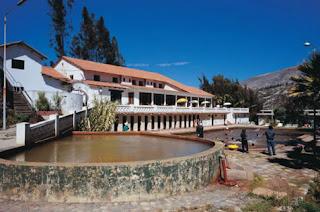 Baños termales de Monterrey