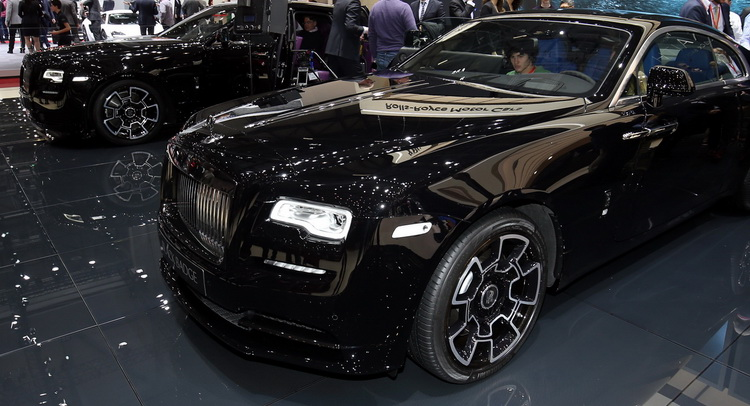 2018 rolls royce dawn black badge. contemporary dawn rolls royce wants to attract younger crowd with black badge models inside 2018 rolls royce dawn black badge