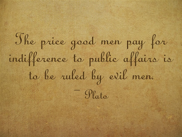 top Plato Quotes about evil ruler