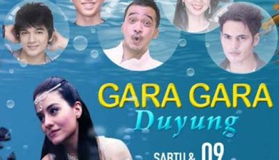 Biodata Lengkap Pemain Sinetron Gara Gara Duyung ANTV