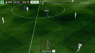 FTS 15 Mod FIFA 18 by Dimas Bagus Android