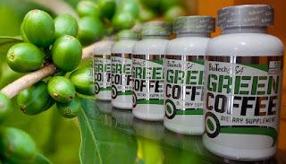 Хапчета за отслабване със зелено кафе