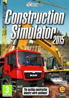 Construction Simulator 2015 - PC (Download Completo em Torrent)