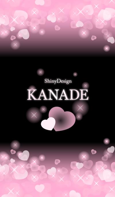 KANADE-Name-Pink Heart