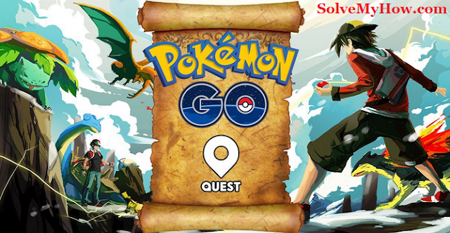 Pokemon Go Quests