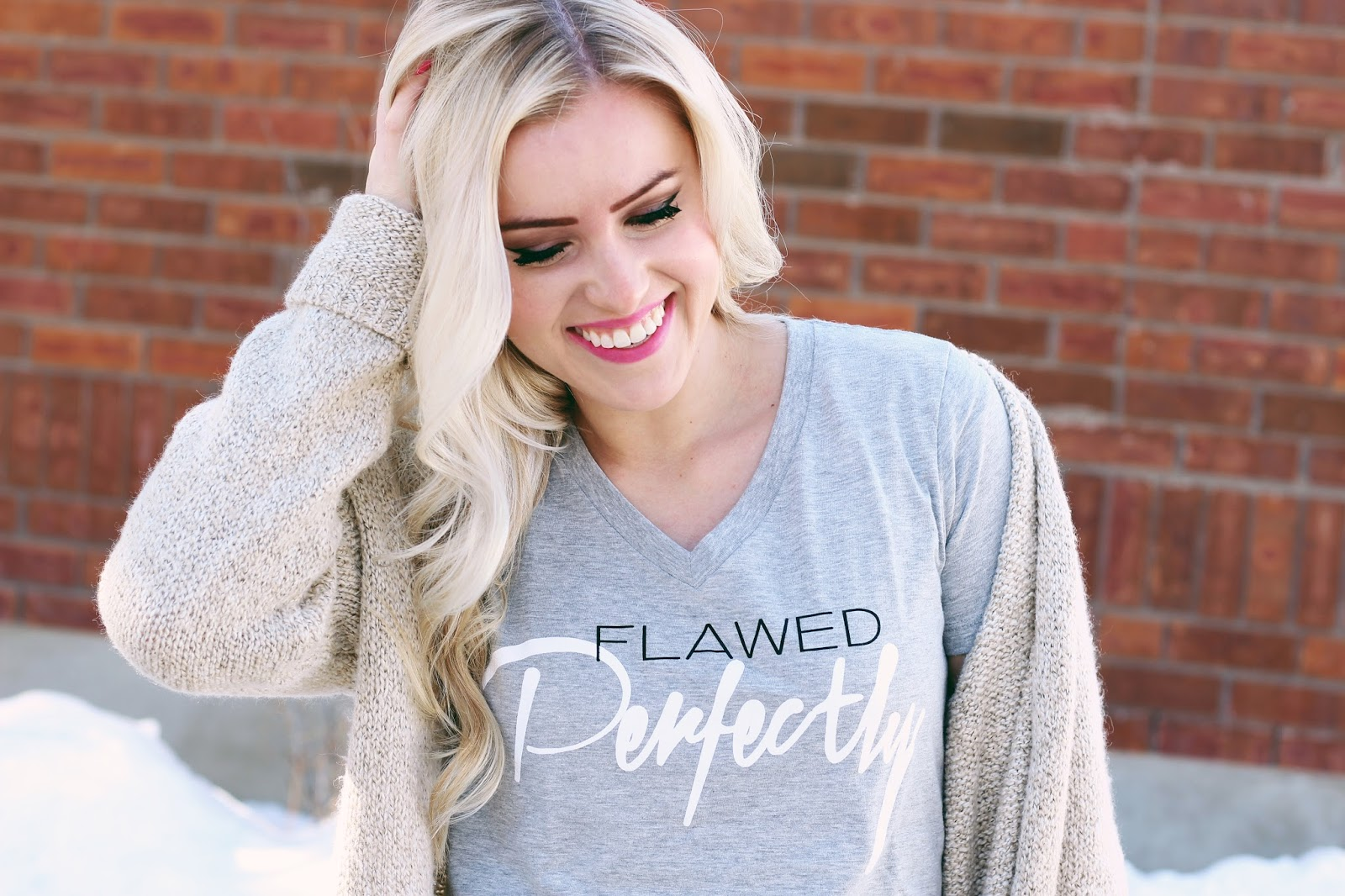 """Flawed Perfectly..."""