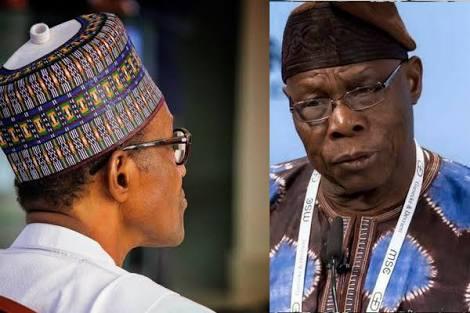 Obasanjo Says I'm Not Campaigning For Atiku, Buhari