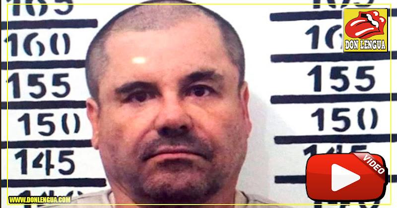 Chapo Guzmán declarado culpable - Sentenciado a Cadena Perpetua por narcotráfico