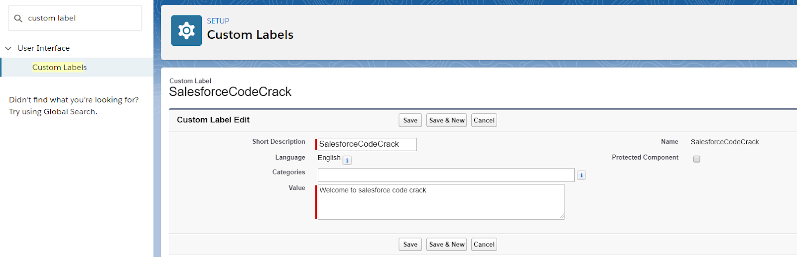 How to access Custom Labels in Lightning Web Components(lwc