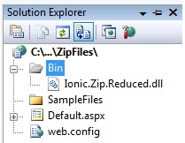 Asp net Download Multiple Files as Zip File From Gridview in