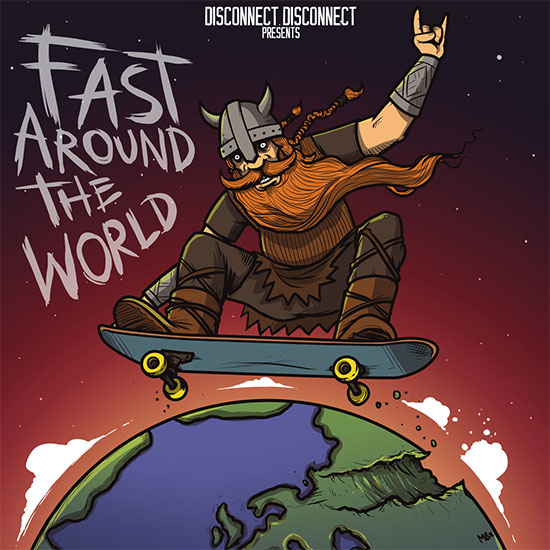 Disconnect Disconnect Records stream new compilation 'Fast Around The World'