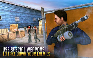 Critical Counter Night Army Frontline Shooter Apk