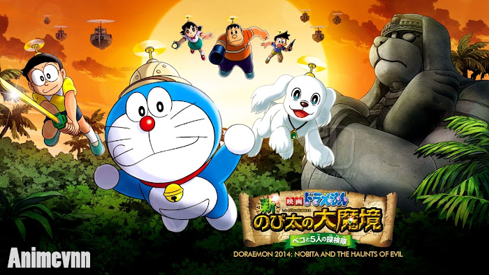 Ảnh trong phim Eiga Doraemon 2016 Nobita and the Birth of Japan 1