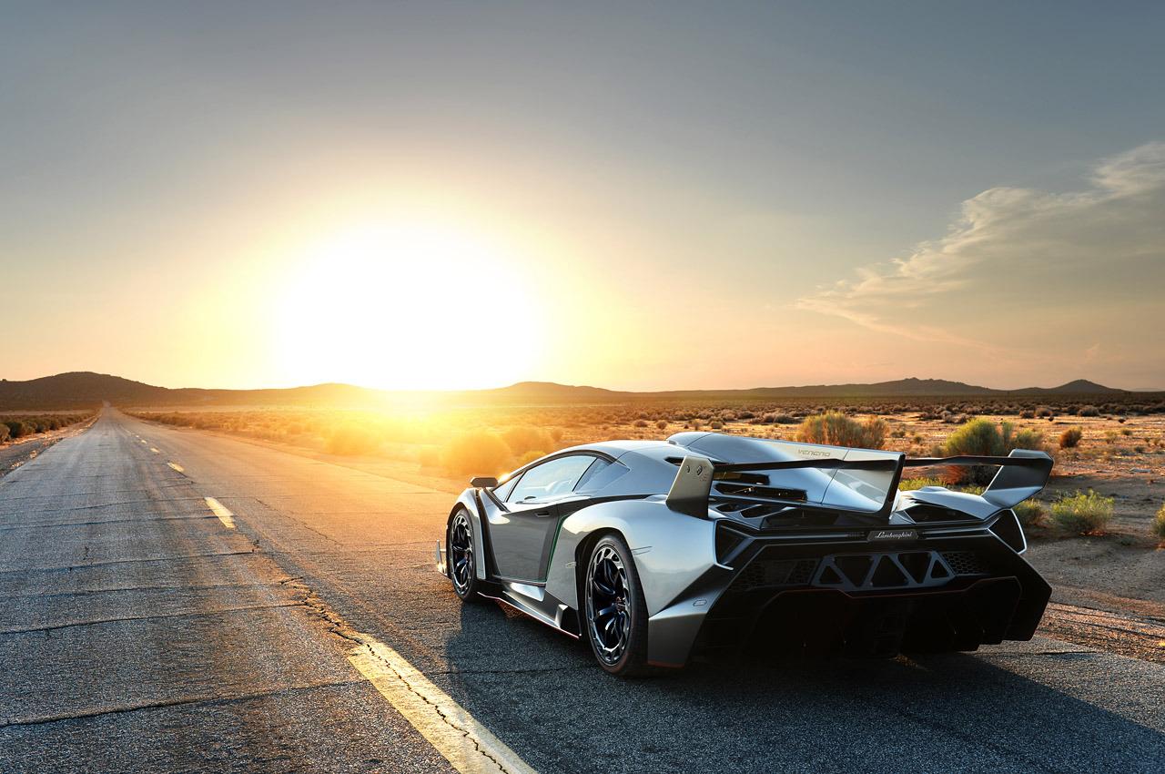 Lamborghini Veneno là một trong những con xe hiếm nhất của Lamborghini