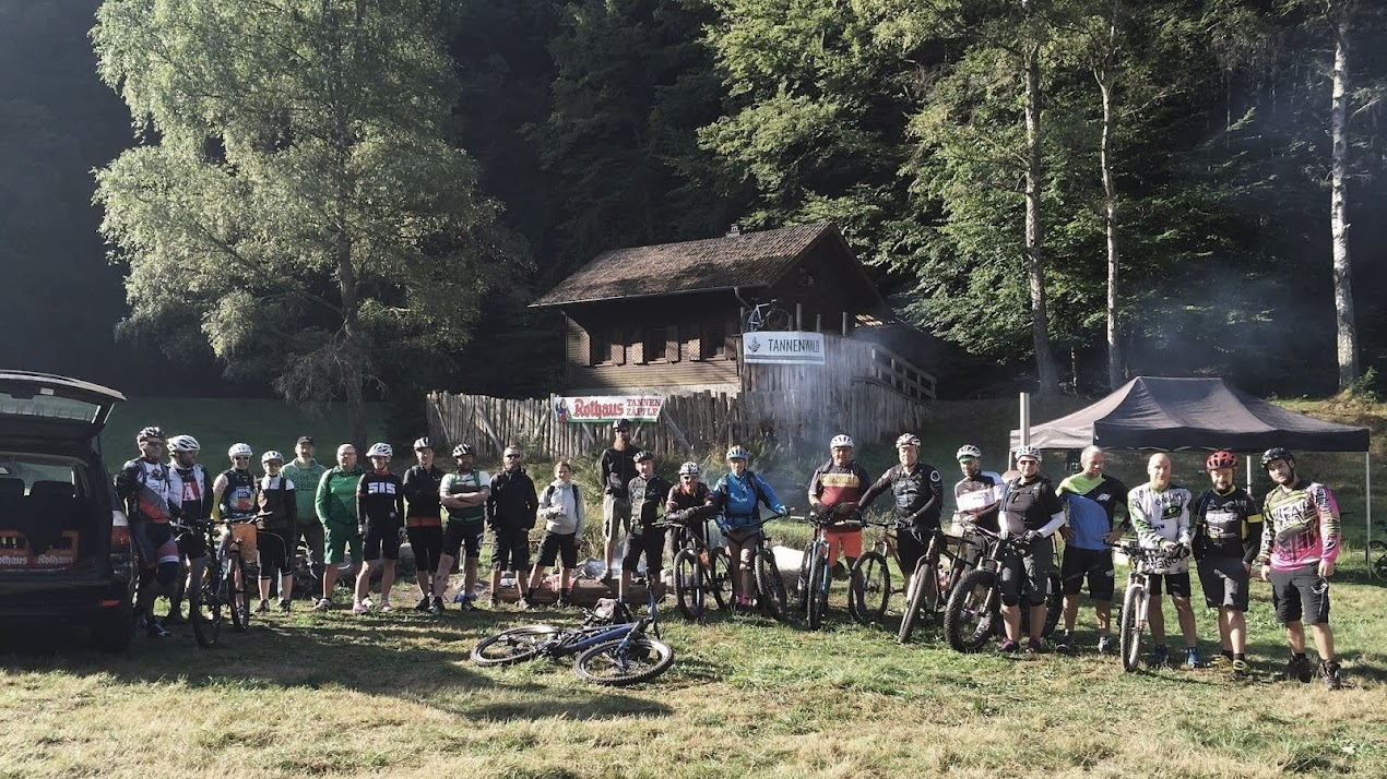 CAMP HOLLERTAL - STEEL RIDES THE FOREST 2016