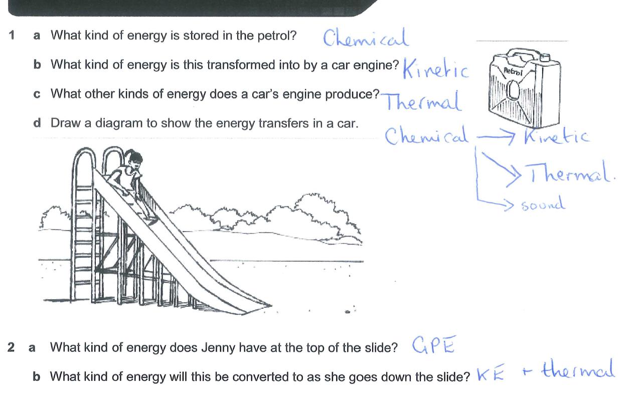 Physics Energy Flow Diagram Fetal Pig Digestive System Igcse Sankey Diagrams