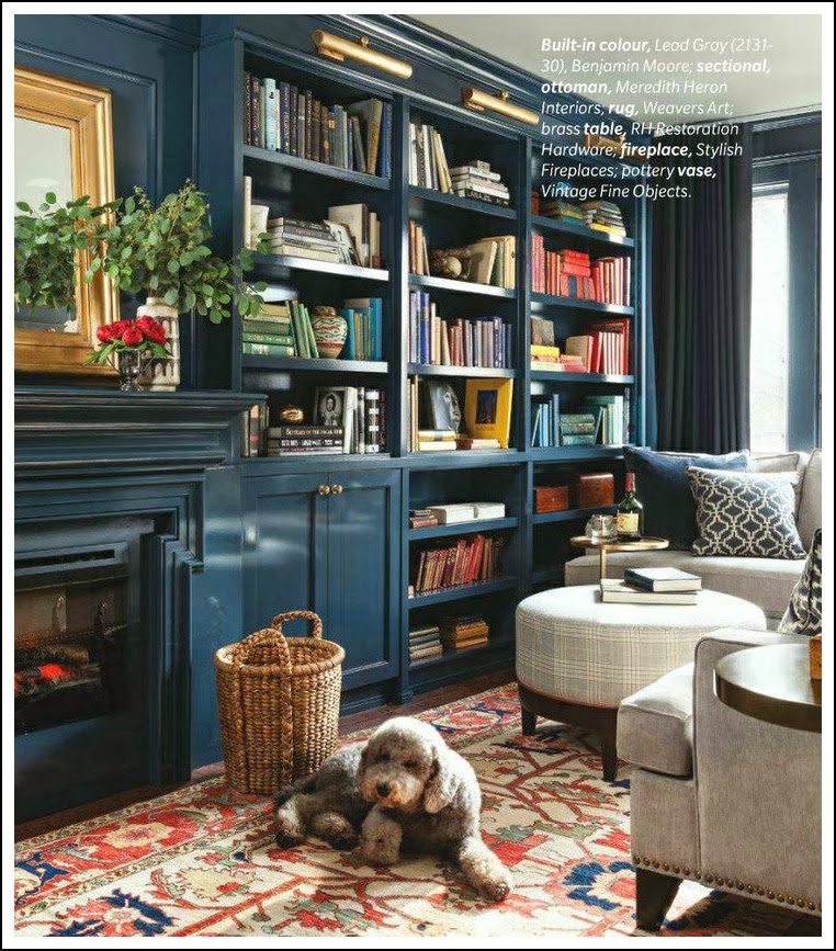 "2014 Interior Paint Colors: Abby Manchesky Interiors: My ""Go To"" Paint Colors"