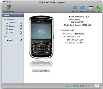 blackberry desktop manager free download for mac