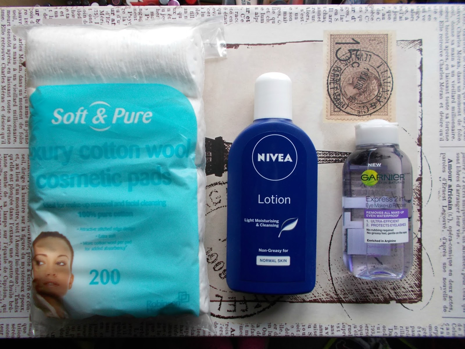 drugstore highstreet repurchases soap and glory nivea garnier vo5 no7 revlon