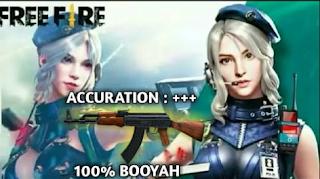 CG15 free fire, Senjata baru dan karakter baru di update Free fire bulan mei