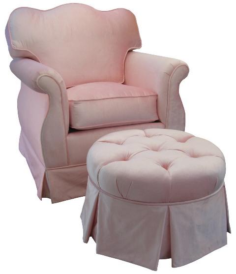 Nursery Room Ideas Glider and Rocking Chair