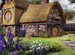 Juegos Escape Game: Fantasy Village Escape 2