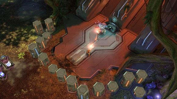 Halo Spartan Assault PC Full Version Screenshot 2