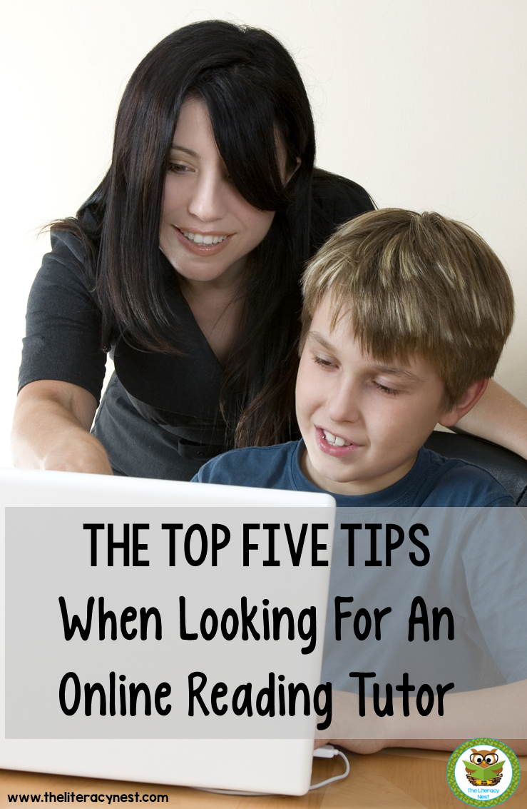 Reading Tutor Network Dyslexia Tutors: The Top Five Tips When Looking For An Online Reading Tutor
