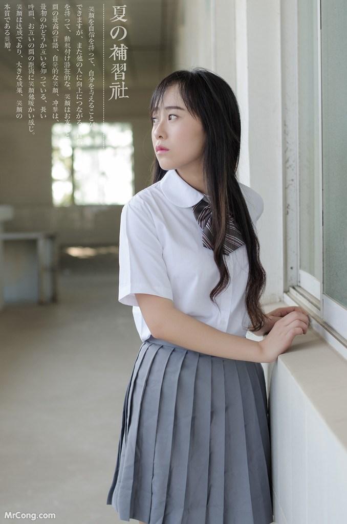 Image School-girls-by-Ronnie-MrCong.com-056 in post Những cô nàng nữ sinh xinh đẹp mê mẩn người xem chụp bởi Ronnie (96 ảnh)