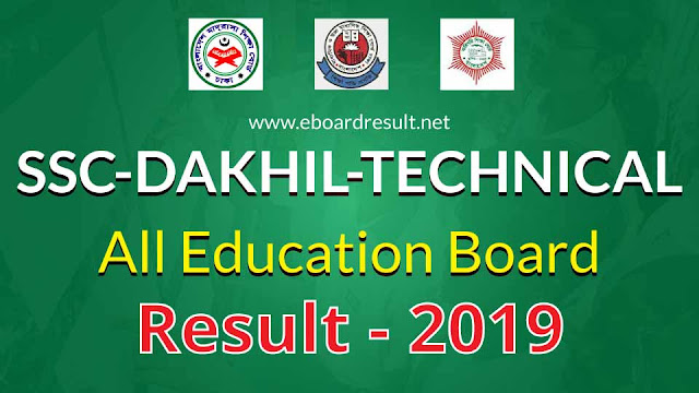 SSC Result 2019 BD | Web Based Result for All Education Boards