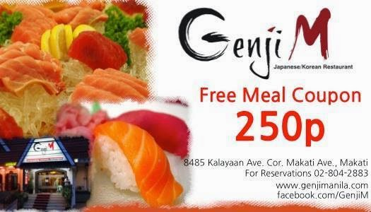 genji m promo coupons