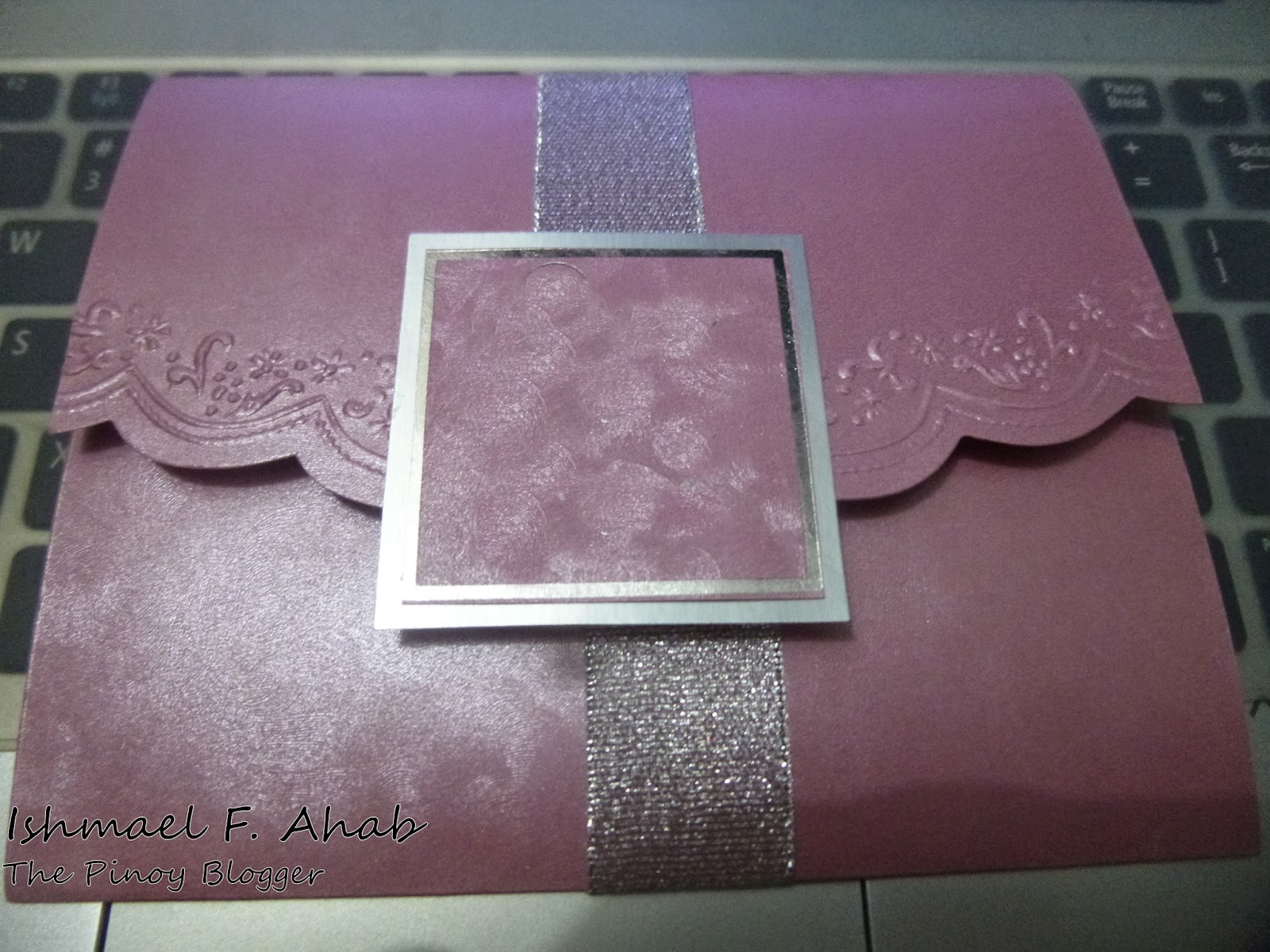 Buy Wedding Invitations: Our Wedding Invitation Card From Divisoria
