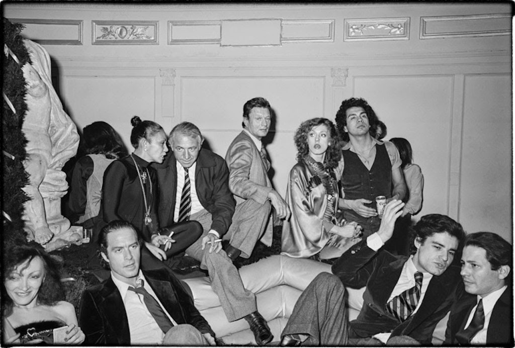 Inside The Studio 54 In Manhattan, New York City In The