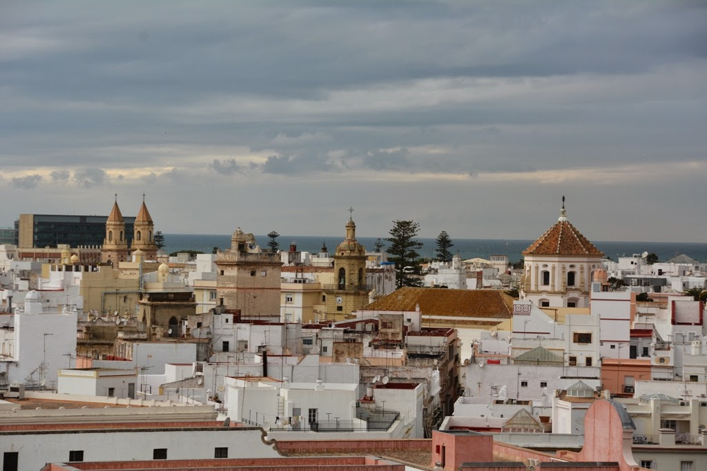 Port of Cadiz overview