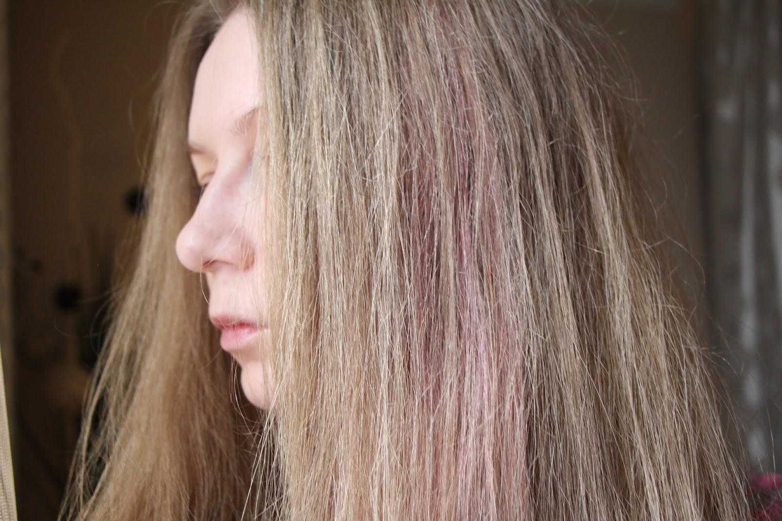 Как смыть тонировку быстро с волос